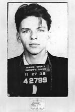 New! Frank Sinatra Mug Shot 24x36 Fine Art Print Poster Home Wall Decor Z89