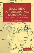 Cambridge Library Collection - Linguistics: Searching for Aboriginal...