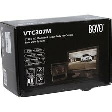 "BOYO Vision VTC307M 7"" Digital TFT LCD Monitor and Heavy Duty Camera Low $$"