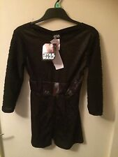 Boys Disney Star Wars Dress Up Outfit Age 3-4 New With Tags
