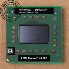 AMD Turion 64 x2 tl-60 - 2 GHz (tmdtl 60hax5ct) dual-core CPU procesador 800 MHz