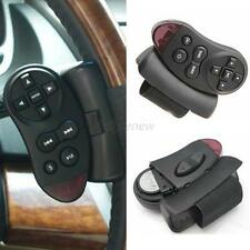 Steering Wheel Universal IR Remote Control Fr GPS Car CD DVD TV MP3 Player New