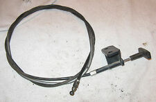 1978 1979 1980 1981 Toyota Celica Hood Latch Release Cable & Handle