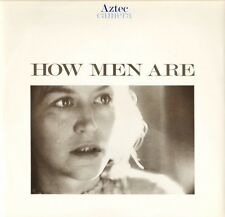 "AZTEC CAMERA how men are YZ 168 T near mint disc uk wea 1988 12"" PS EX/EX"