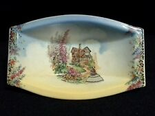 "Vintage Lancasters Ltd English Ware ""Home Sweet Home"" Small Pin/Display Dish"