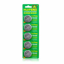 5pcs CR2450 5029LC DL2450 ECR2450 Batteries LM2450 DL2450 Button Battery