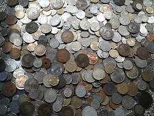 125 British and world coins free post lots more in my shop