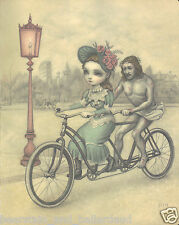 Mark Ryden The Gay 90's Book Page = Frame it anyway you want!