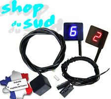 ➞ INDICATEUR DE VITESSE RAPPORT ENGAGE MOTO GEAR BIKE INDICATOR MOTOR  3 COLORS