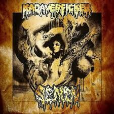 KADAVERFICKER/SEMEN - Split EP Rompeprop Gutalax Cliteater Stoma Carcass LDOH