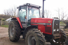 Massey Ferguson Tractor Workshop Manuals 3600 Series