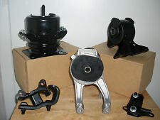 FITS: 1999-2004 HONDA ODYSSEY (3.5L, A/T) -- SET OF MOTOR & TRANSMISSION MOUNTS.