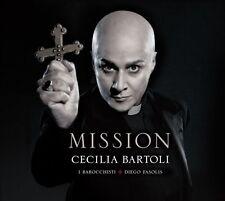 Mission (Ltd.Deluxe Edt.) von I. Barocchisti,Philippe Jaroussky,Cecilia Bartoli