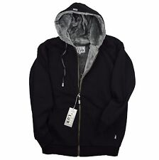 PROCLUB ZIPPER HOODIE 3XL SHERPA PILE HEAVY WEIGHT FAUX FUR LIKE FLEECE HOODY