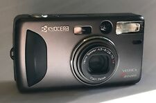 Yashica T / T4 Zoom High End Compact 35mm Film Camera. Excellent.