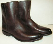 Frye Women's Short Leather Boots boots Womans size 7.5 B  Brown