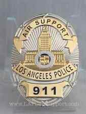 LAPD Air Support Badge Money Clip Los Angeles Police Novelty Item