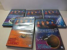 Searching the Firmament of the Heavens Genesis 7 set of five DVDs episodes 1 - 5