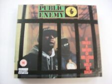 PUBLIC ENEMY - IT TAKES A NATION OF MILLIONS - 2CD+DVD LIKE NEW CONDITION 2014