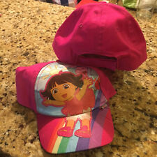 Dora The Explorer  Baseball Cap Kids Hat Brand New Pink  F