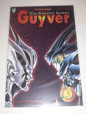 Bio Booster Armor Guyver Part 5 #3 Viz Comics Jul 1996