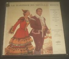 Rossini Le Barbier de Seville GALLIERA / CALLAS / GOBBI Columbia FCX 760/2 3 LP
