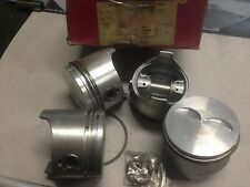 666298 KIT 4 PISTONI LEGGI BENE !  FIAT 128 X1/9 X 1/9  1290 CC 86 MM STD NEW