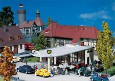 Faller H0 130347 BP petrol station #new original packaging##