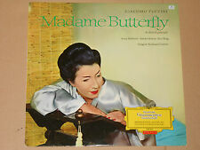 PUCCINI -Madame Butterfly- (Schlemm, Konya, Borg) LP