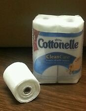 1/3 scale American Girl Cottonelle 4 pack toilet paper &  loose roll accessories