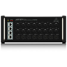 Behringer SD16 I/O Stage Box with 16 Midas-designed Preamps XLR Outputs
