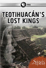 Secrets of the Dead: Teotihuacans Lost Kings (DVD, 2016) PBS Sealed Free Ship