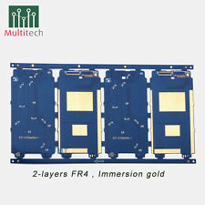 PCB Prototype Fabrication 4 Layers FR4 PCB Manufacturer Etching Customized
