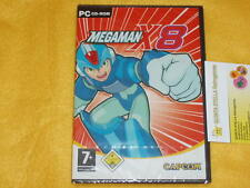 MEGAMAN X8 NUOVO MEGA MAN X 8 x PC NEW SEALED Very RARE NEUF NEU NUEVO NUOVO