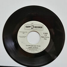 Promo Jerry Jackson You Don't Wanna Hurt Me La-Dee-Dah Ha-Ha-Ha Kapp 45 K-448-X