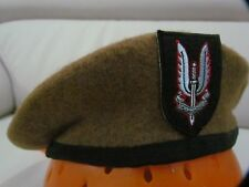 British Commando Special Air Service SAS Beret 64CM / US 8 - Special Forces UKSF
