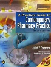A Practical Guide to Contemporary Pharmacy Practice, Davidow PhD, Lawrence, Thom