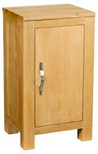 Winchester 1 Door Cabinet Solid Oak Fully Assembled