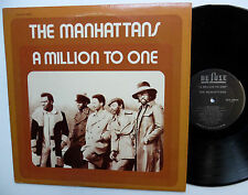 MANHATTANS A million to one LP soul NEAR-MINT  c