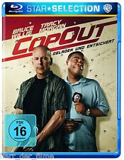 COP OUT (Bruce Willis, Tracy Morgan) Blu-ray Disc