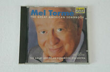 Mel Torme - The Great American Songbook, CD (33)