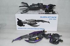 ALIEN ATTACK APX02B Mega Purple Right Arm for ROTF Leader Class Megatron!