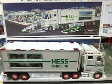 HESS 2003 Toy Truck and RaceCars New in Box Great Gift for Collector