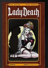 LADY DEATH *** CLASSIC PINUPS #25 *** COVER C VARIANT *** RARE LE ONLY 300