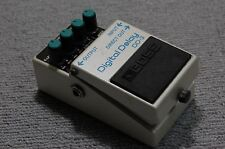 BOSS DD-3 Digital Delay made in Japan BIG CHIP Blue Label Vintage