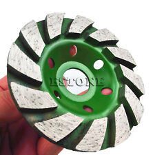 100mm Diamond Grinding Wheel Concrete Cup Disc Concrete Masonry Stone Tool 4inch
