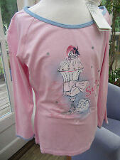 PJE Girls long Sleeved Summer top size 164 (13years) New RRP £27