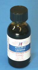 Alclad II Lacquer Candy Golden Yellow Enamel 1oz ALC706 706 Airbrush Ready Paint