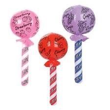 """3 INFLATABLE LOLLIPOPS 24"""" Blow up Toy Party Favor #AA56 Free Shipping"""