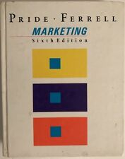 Marketing : Basic Concepts and Decisions by O. C. Ferrell and William M....